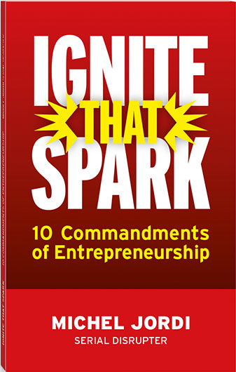 Ignite That Spark Cover
